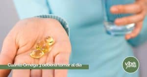 cuantas capsulas de omega 3 se toman al dia