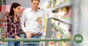 Errores del consumidor de Omega 3