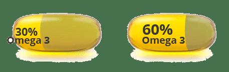 concentracion omega 3