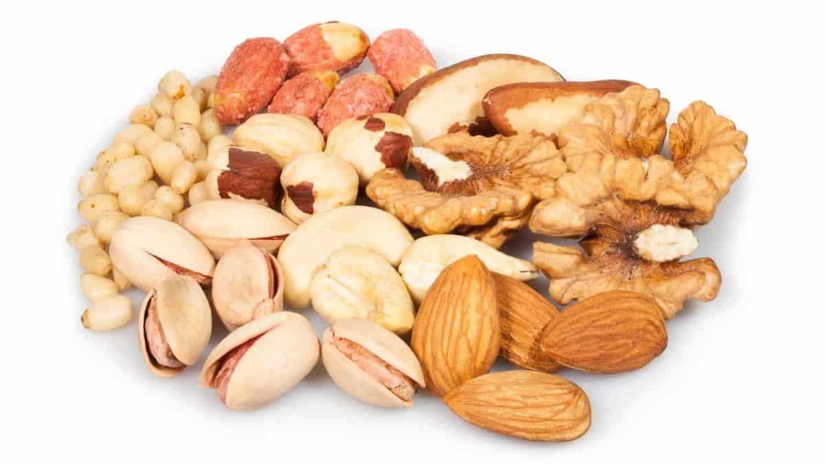 Frutos secos fuente Omega 3 - errores consumidor Omega 3